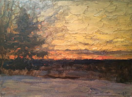 "Fedosov N. ""Sunset"""