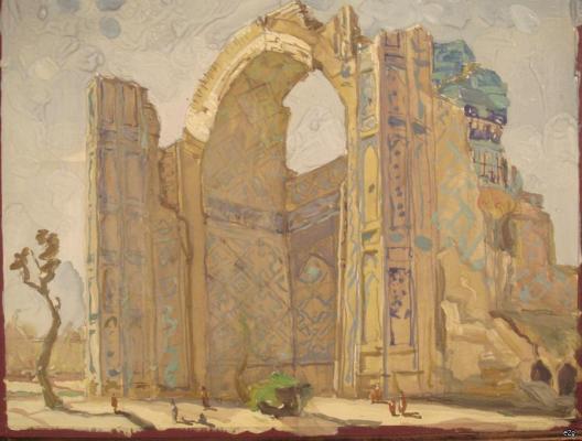 "Bogdanov N. S. ""Mosque."""