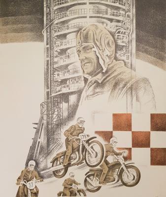 Смирнов Василий Сергеевич. Мотокрос