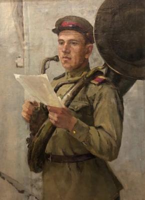 Зеликов Виктор Петрович. Трубач