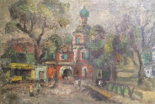 """Ivanov M. V. """"Conception Convent. Moscow."""""""