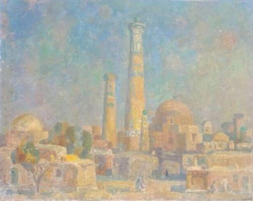 """Ivanov M. V. """"Khiva."""""""