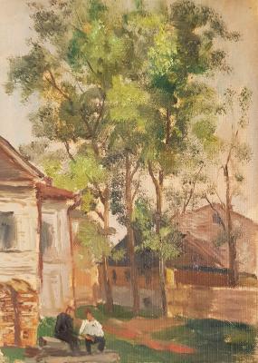 Кибардин Георгий Владимирович. Киров