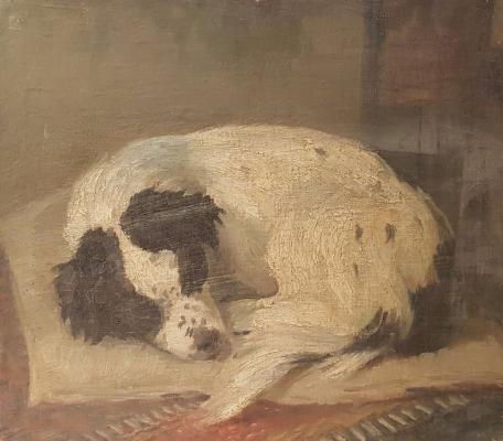 Кибардин Георгий Владимирович. Спящий пёс