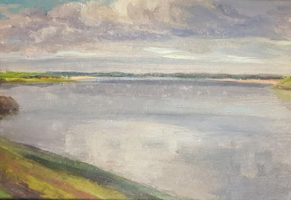 Кибардин Георгий Владимирович. Озеро