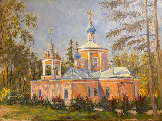 Кибардин Георгий Владимирович. Церковь