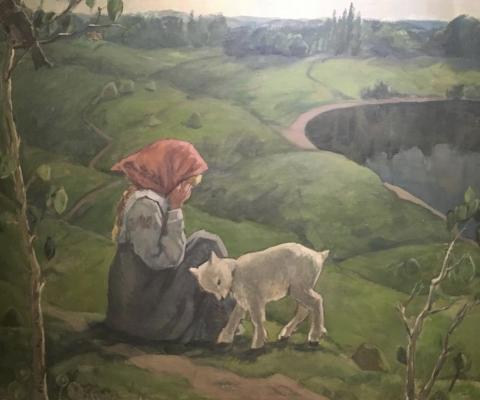 Терещенко А. Г.. Аленушка