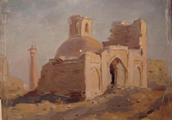 """Veremenko P. M. """"Mosque"""""""