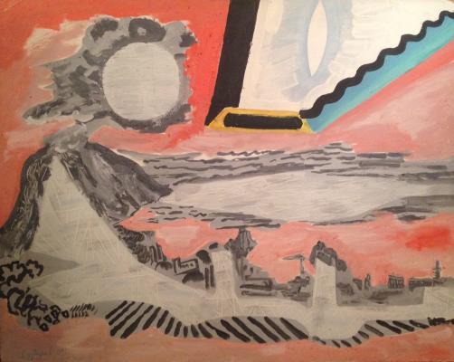 """Zubarev """"Landscape"""""""