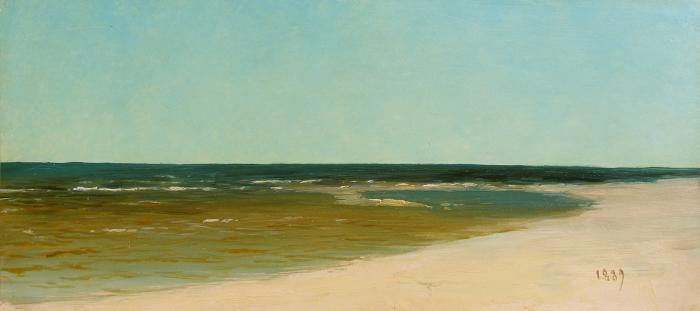 "Meshchersky A. I. ""Seashore"""