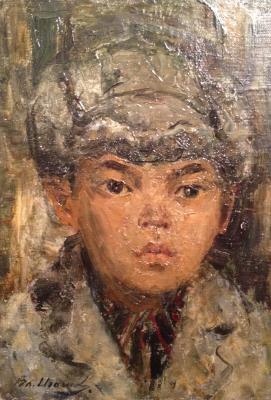 """Igoshev V. A. """"Peter Bakhtiyarov"""""""