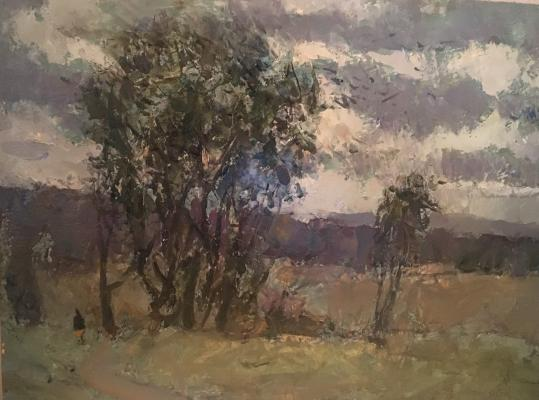 "Igoshev V. A. ""Landscape"""