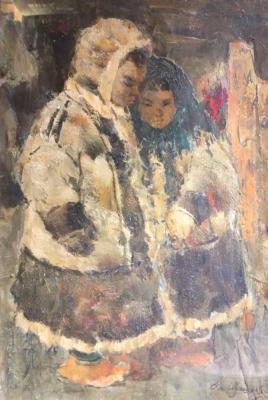"Igoshev V. A. ""Brother and sister"""