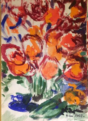 "Zernova ""Terry tulips"""