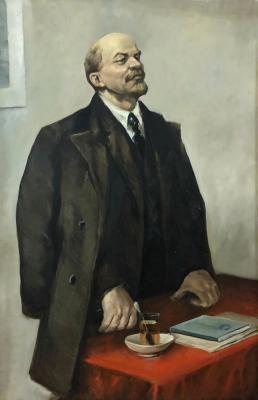 Дилбарян Альберт Мигранович. Ленин