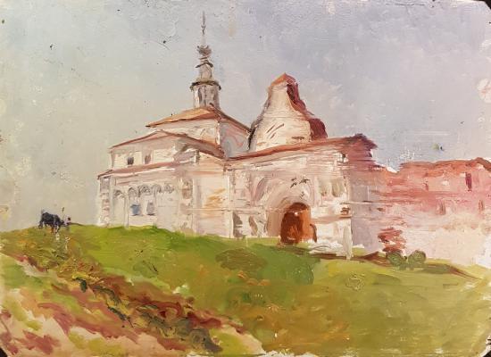 Ванециан Арам Врамшапу. Церковь
