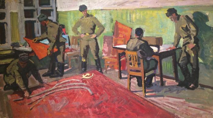 """Alekseyev A. Y. """"Red Corner"""""""