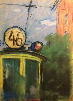 """Alekseyev A. Y. """"Moscow tram 46."""""""