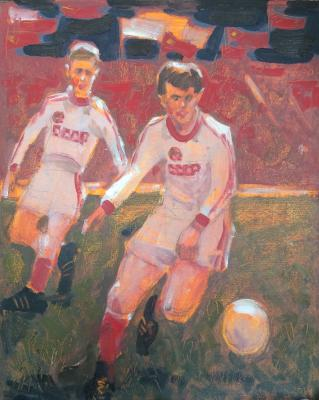 "Alekseyev A. A. ""Football. THE USSR."""