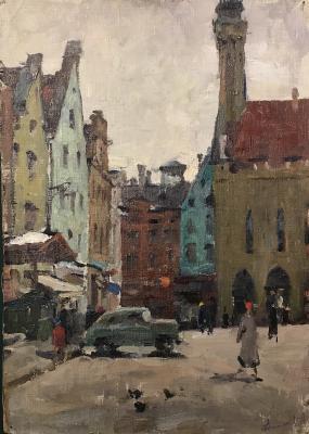 """Alekseyev A. Y. """"Tallinn"""""""