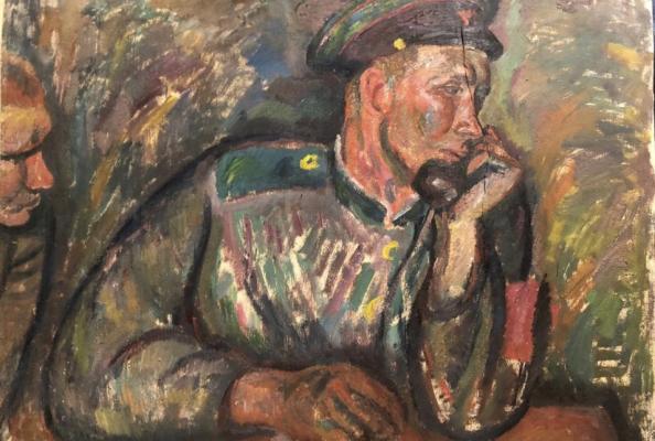 Алексеев Адольф Евгеньевич. Дежурный