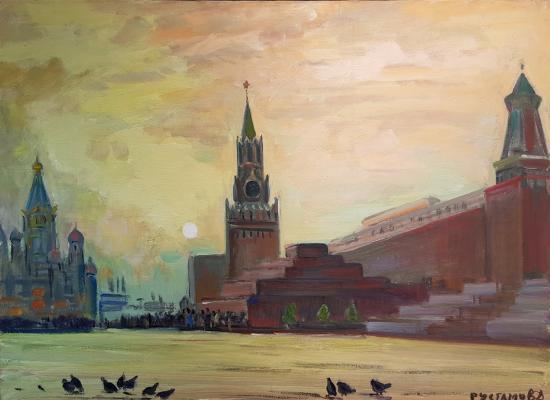 Рустамов Джахангир Махмуд оглы. Москва