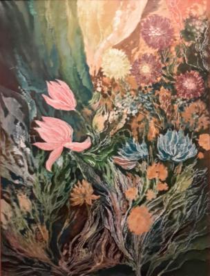 Салаватов Салават Магомедович. Цветы Дагестана