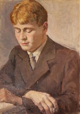 Голубец Надежда Вячеславовна. Портрет Есенина
