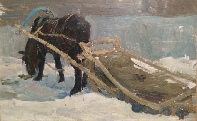 "Bragovsky E. G. ""Horse."""