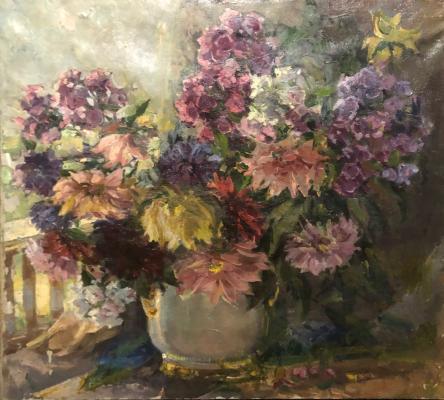 Корыгина Анастасия Константиновна. Букет цветов