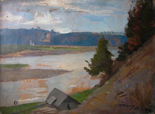 "Gerasimov S. V. ""Landscape"""