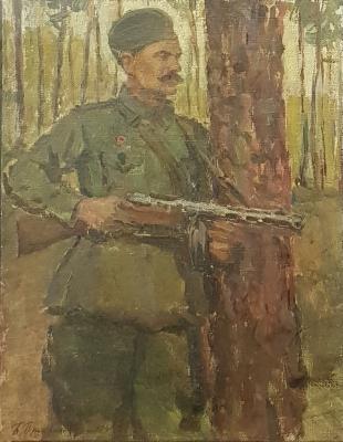 Преображенский Борис Владимирович. Сержант