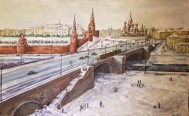 Соколов Андрей Львович. Большой каменный мост