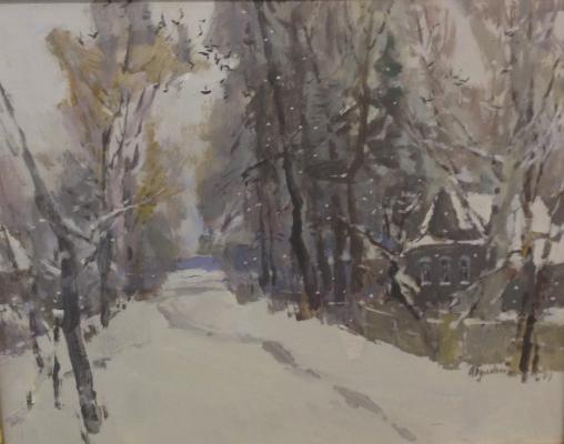 Булдыгин Адольф Фёдорович. Грачиный базар