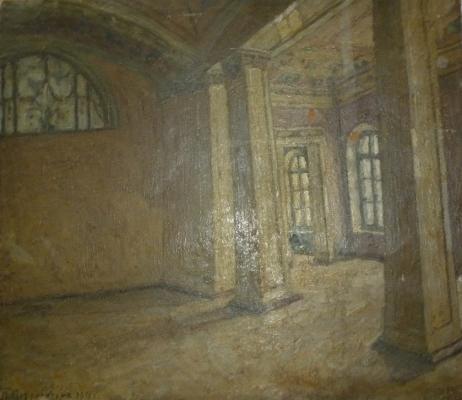 """Petrovichev P. I. """"Interior"""""""