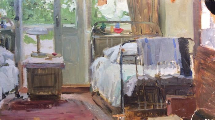Завьялов Александр Васильевич. Комната