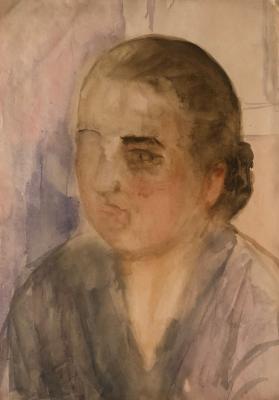 Белаковская Виктория Марковна. Портрет женщины