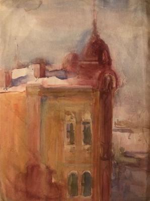 Белаковская Виктория Марковна. Городское здание