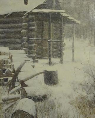 Елагин Александр Борисович. Снег