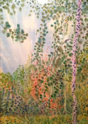 "Sveshnikov B. P. ""Landscape."""