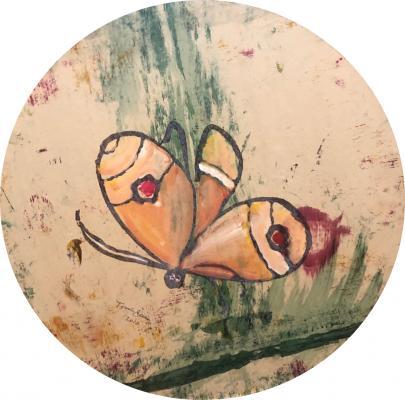 Гуэрра Тонино. Бабочка