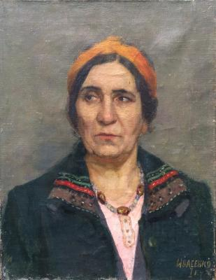 "Ivasenko A. ""Mother-in-law."""
