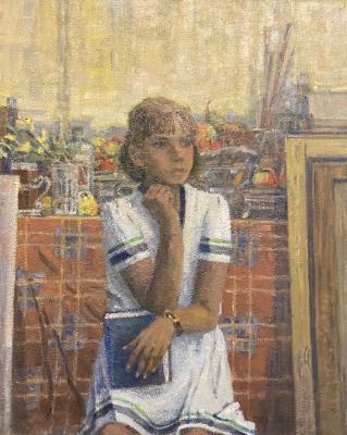 Колмакова Ольга Ивановна. Ксюша