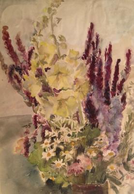 """Solodovnikova N. A. """"Wildflowers."""""""
