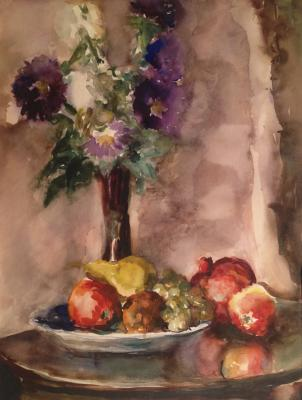 "Solodovnikova N. A. ""Flowers and Fruit."""