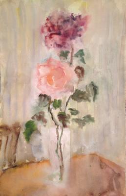 """Solodovnikova N. A. """"Roses ."""""""