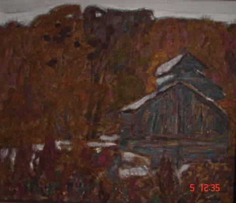 """Kokurin V. G. """"Gloomy autumn"""""""