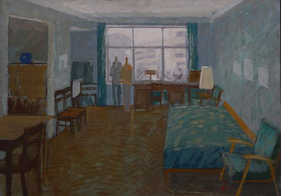 "Bogdanov M. A. ""Apartment Myachnikova"""