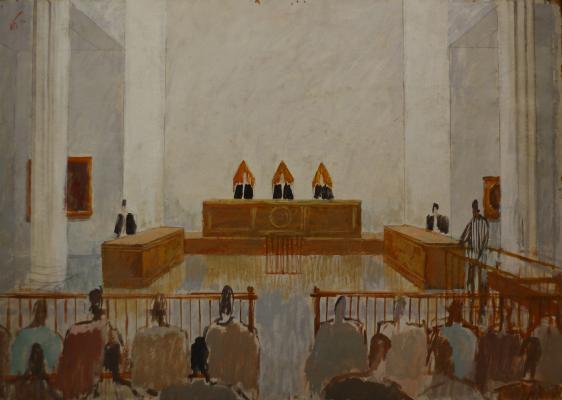 """Bogdanov M. A. """"Court. Museum"""""""