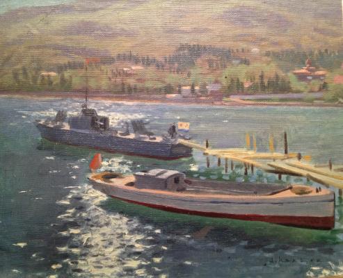 "Koltsov A. Y. ""Seascape"""